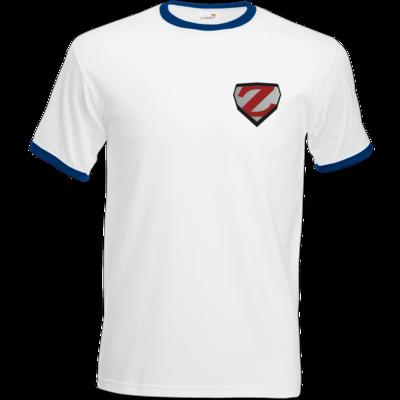 Motiv: T-Shirt Ringer - ZargoZ Logo