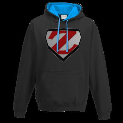 Motiv: Two-Tone Hoodie - ZargoZ Logo