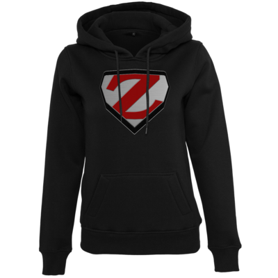 Motiv: Womens Heavy Hoody - ZargoZ Logo