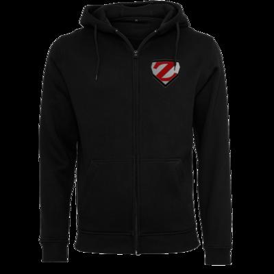 Motiv: Heavy Zip-Hoodie - ZargoZ Logo
