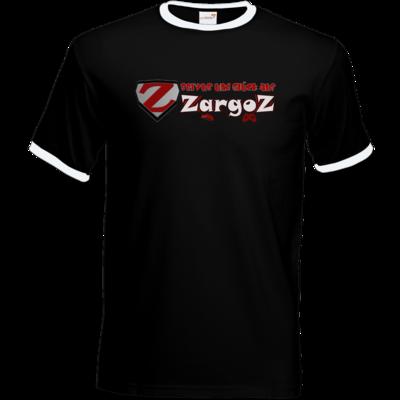 Motiv: T-Shirt Ringer - Glück Auf
