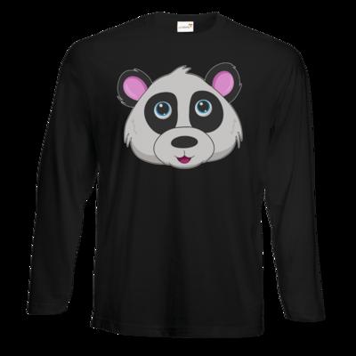Motiv: Exact 190 Longsleeve FAIR WEAR - Panda