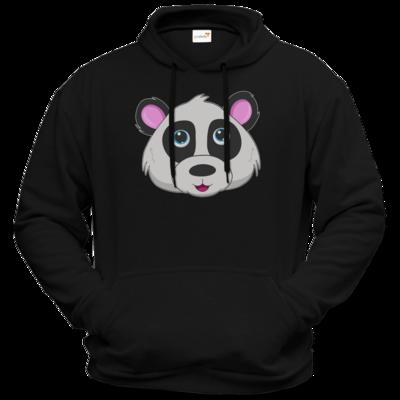 Motiv: Hoodie Premium FAIR WEAR - Panda