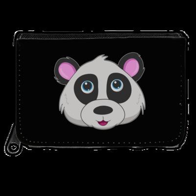 Motiv: Geldboerse - Panda