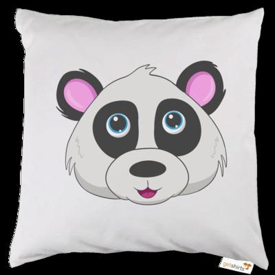 Motiv: Kissen - Panda