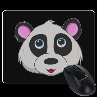Motiv: Mousepad Textil - Panda