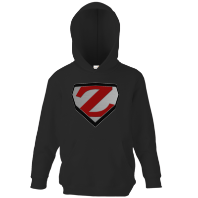 Motiv: Kids Hooded Sweat - ZargoZ Logo