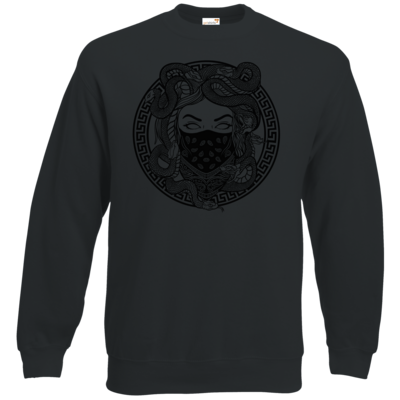 Motiv: Sweatshirt Classic - GANG - Black