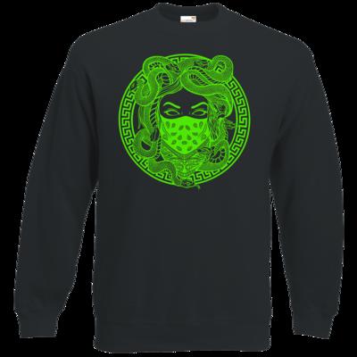Motiv: Sweatshirt Classic - GANG - Neon
