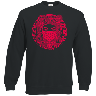 Motiv: Sweatshirt Classic - GANG - Pink