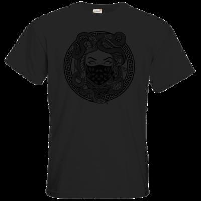 Motiv: T-Shirt Premium FAIR WEAR - GANG - Black