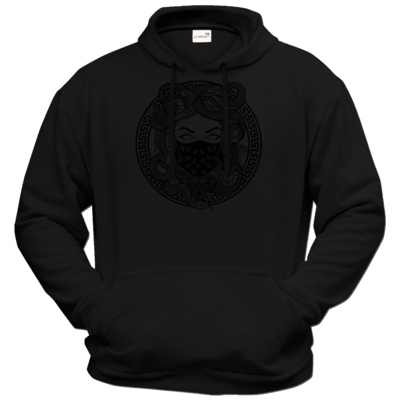 Motiv: Hoodie Premium FAIR WEAR - GANG - Black