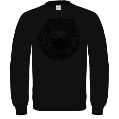 Motiv: Sweatshirt FAIR WEAR - GANG - Black