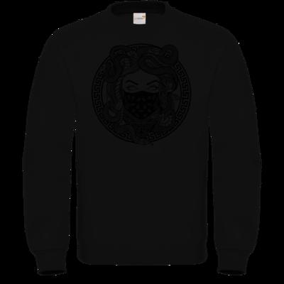 Motiv: Sweatshirt FAIR WEAR - GANG - Black