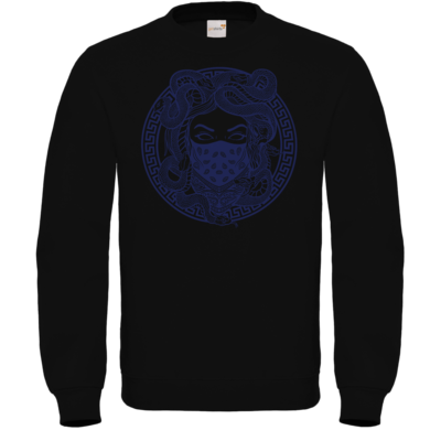 Motiv: Sweatshirt FAIR WEAR - GANG - Marine