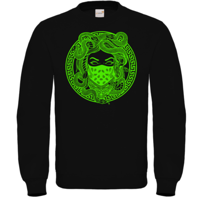 Motiv: Sweatshirt FAIR WEAR - GANG - Neon