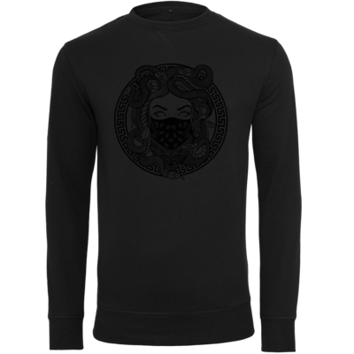 Motiv: Light Crew Sweatshirt - GANG - Black