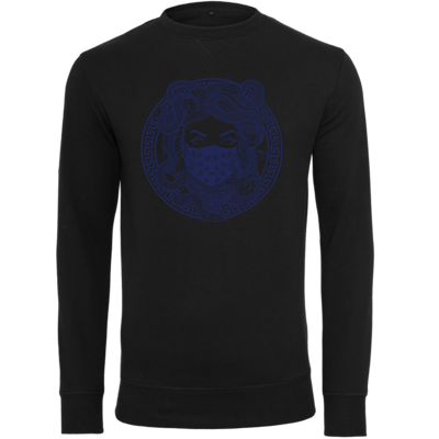 Motiv: Light Crew Sweatshirt - GANG - Marine