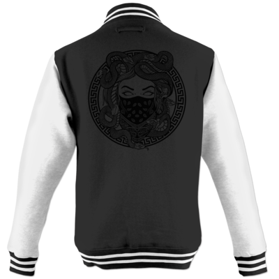 Motiv: College Jacke - GANG - Black