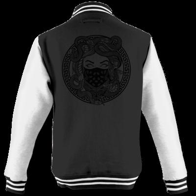 Motiv: College Jacke - GANG - Black