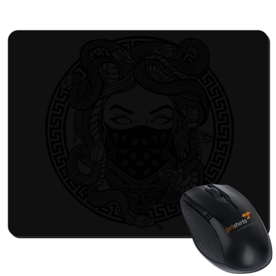 Motiv: Mousepad Textil - GANG - Black