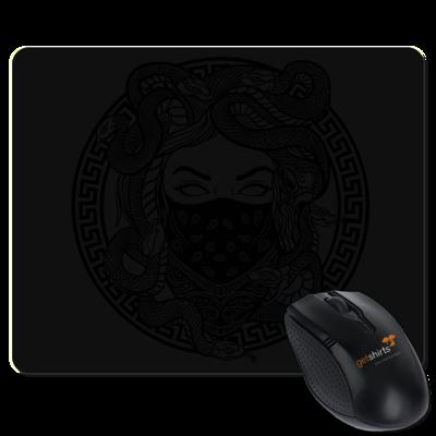 Motiv: Mousepad Textil - GANG - Black