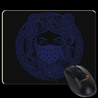 Motiv: Mousepad Textil - GANG - Marine