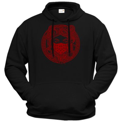 Motiv: Hoodie Premium FAIR WEAR - GANG - Red