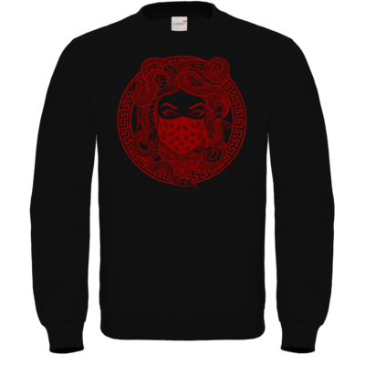 Motiv: Sweatshirt FAIR WEAR - GANG - Red