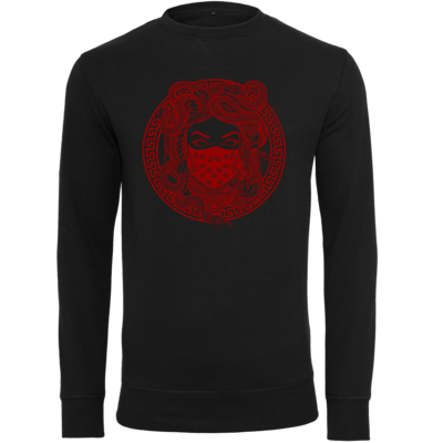 Motiv: Light Crew Sweatshirt - GANG - Red