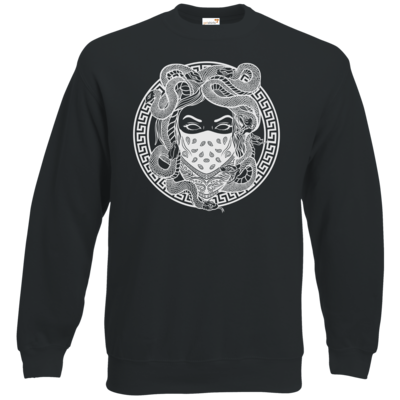 Motiv: Sweatshirt Classic - GANG - White