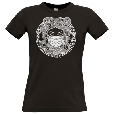 Motiv: T-Shirt Damen Premium FAIR WEAR - GANG - White