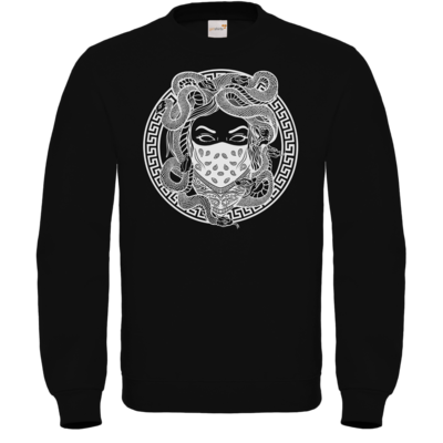 Motiv: Sweatshirt FAIR WEAR - GANG - White
