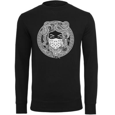 Motiv: Light Crew Sweatshirt - GANG - White