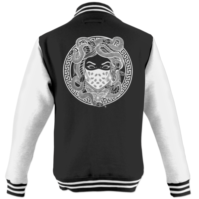 Motiv: College Jacke - GANG - White