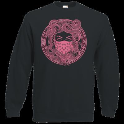 Motiv: Sweatshirt Classic - GANG - Rosa