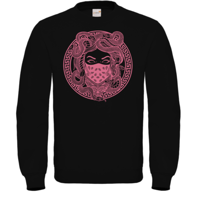 Motiv: Sweatshirt FAIR WEAR - GANG - Rosa