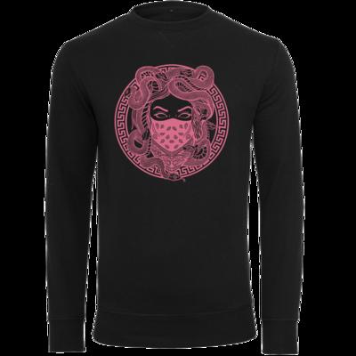Motiv: Light Crew Sweatshirt - GANG - Rosa