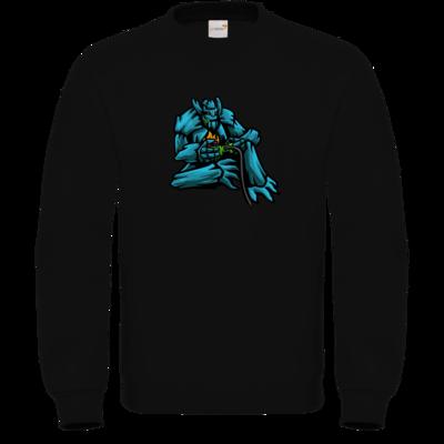Motiv: Sweatshirt FAIR WEAR - Controller