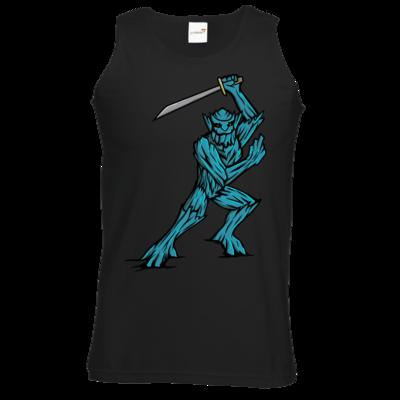 Motiv: Athletic Vest - Sword