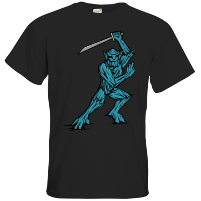 Motiv: T-Shirt Premium FAIR WEAR - Sword