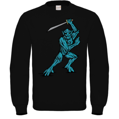 Motiv: Sweatshirt FAIR WEAR - Sword