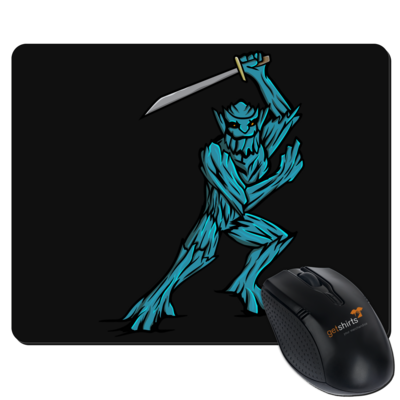 Motiv: Mousepad Textil - Sword