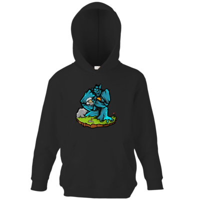 Motiv: Kids Hooded Sweat - sheep