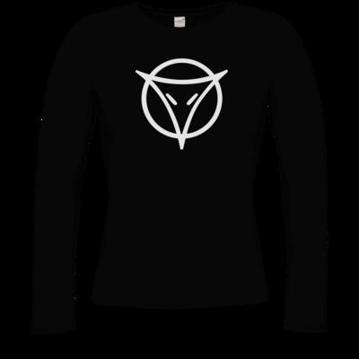 Motiv: Longsleeve Damen Organic - Götter Symbol - Phex