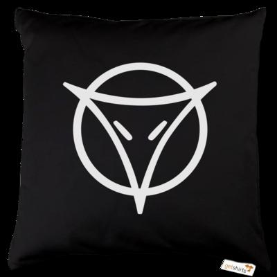 Motiv: Kissen Baumwolle - Götter Symbol - Phex