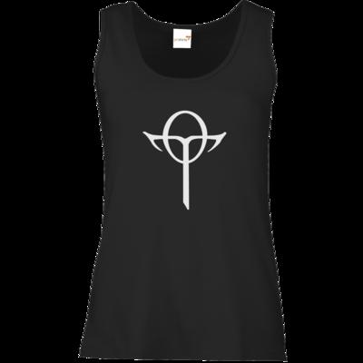Motiv: Tank Top Damen Classic - Götter Symbol - Rahja