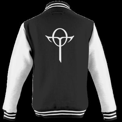 Motiv: College Jacke - Götter Symbol - Rahja