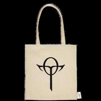 Motiv: Baumwolltasche - Götter Symbol - Rahja
