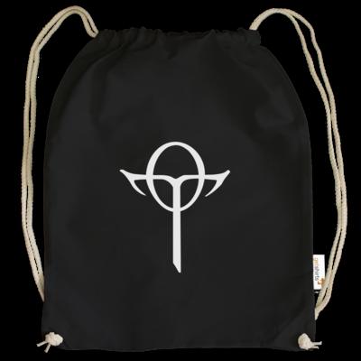 Motiv: Cotton Gymsac - Götter Symbol - Rahja